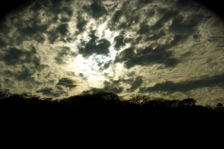 Drama in the sky - Eréndira Hernández