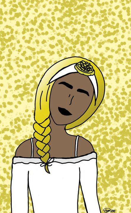 Yellow 4 - KittyR