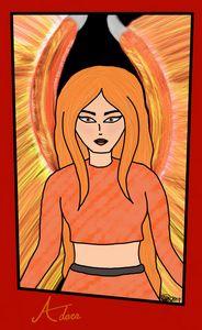 Adara the Phoenix