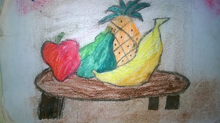 Fruits - Shreyas Chowdhury
