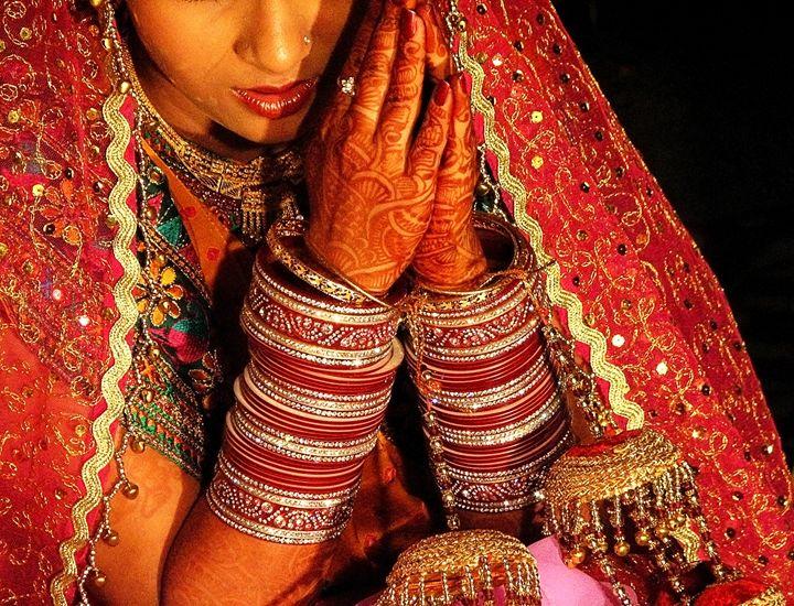 Indian Bride - Capturing Life