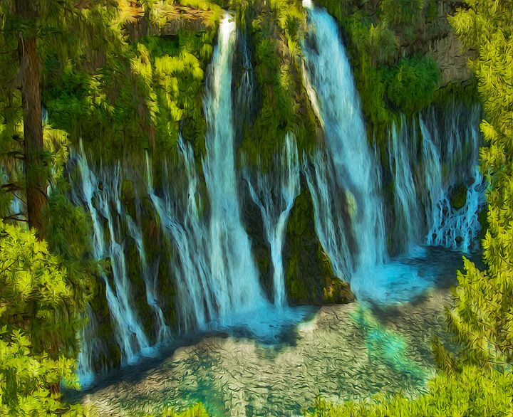 Waterfall - Capturing Life