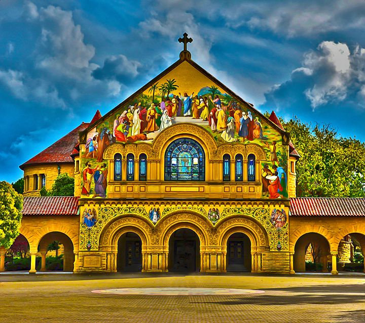 Stanford Church - Capturing Life