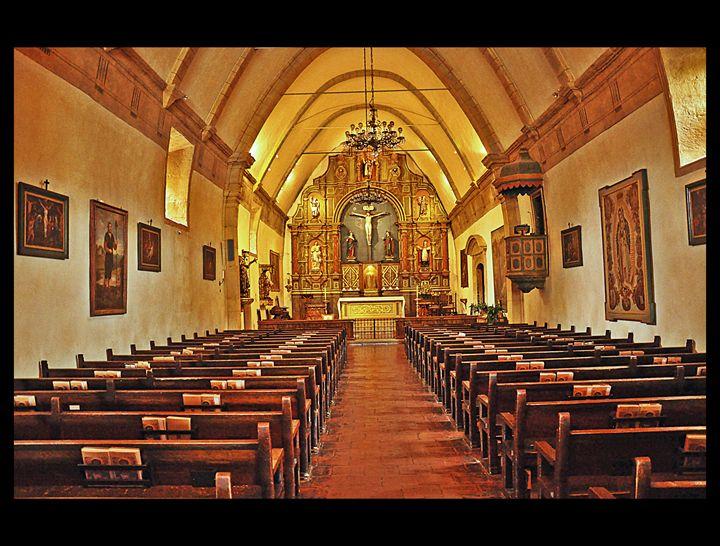 Antique Church - Capturing Life