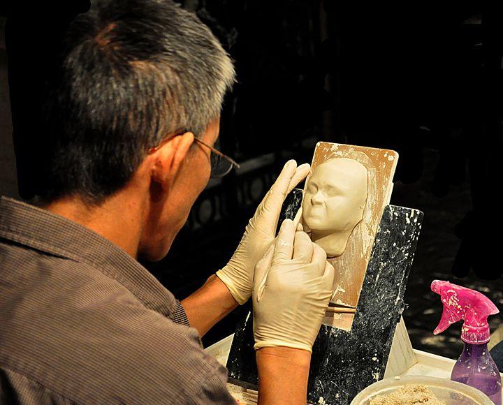 Sculptor - Capturing Life