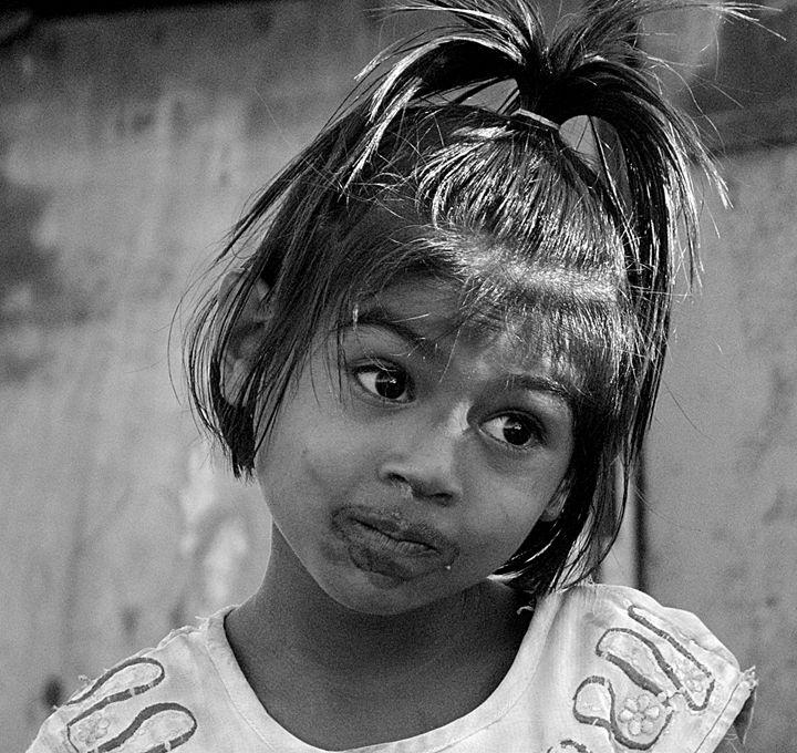 Innocent Girl - Capturing Life