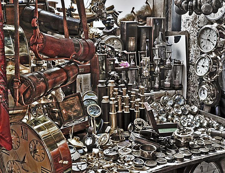 Antique Shop - Capturing Life