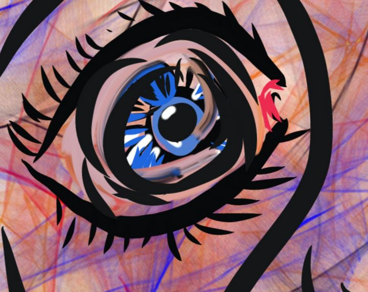 Eye of the universe - Abstracto21