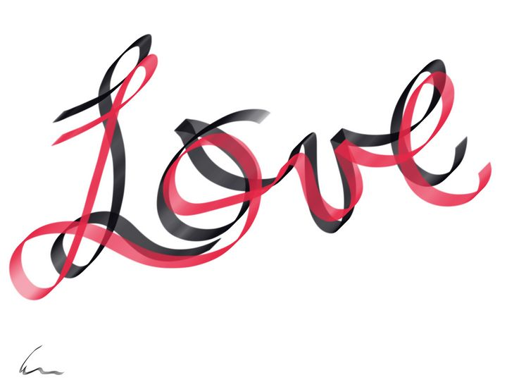 Love - Abstracto21