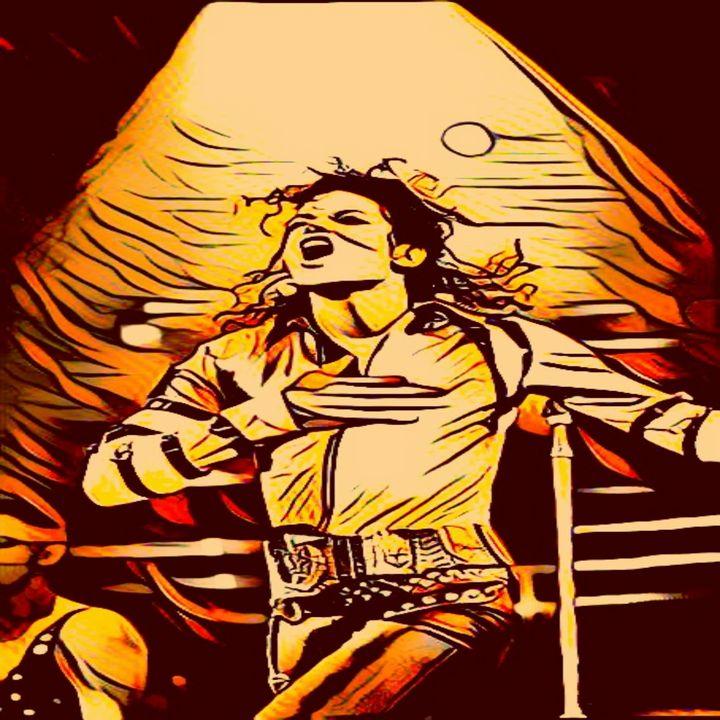 Michael Jackson 2 - Abstracto21