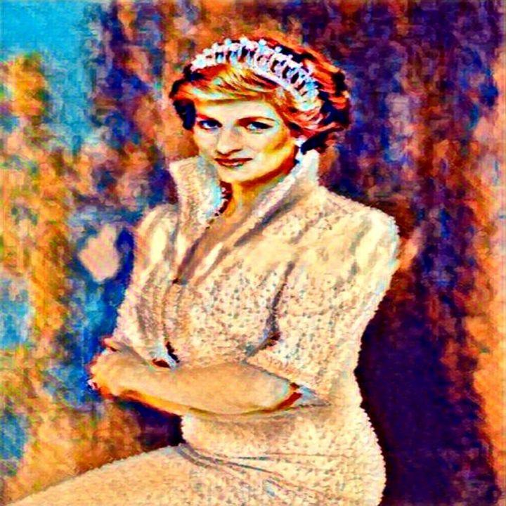 Princess Diana - Abstracto21
