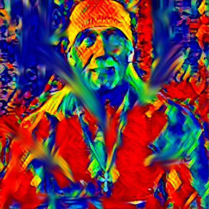 Hulk Hogan - Abstracto21