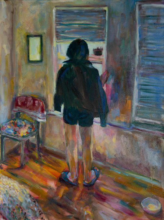 Sun Swallows - Cathy Lavin