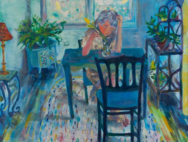 """Mood Wrap"" - Cathy Lavin"