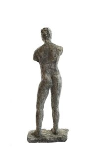 Male Figure - back
