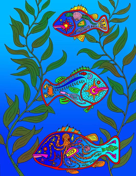 Rockfish - Arroyo Pacific Designs