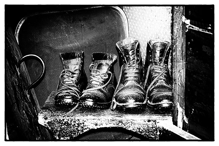 These boots are made for... - Andy Milner Photography