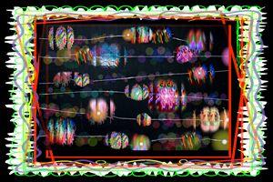 Stringin up color