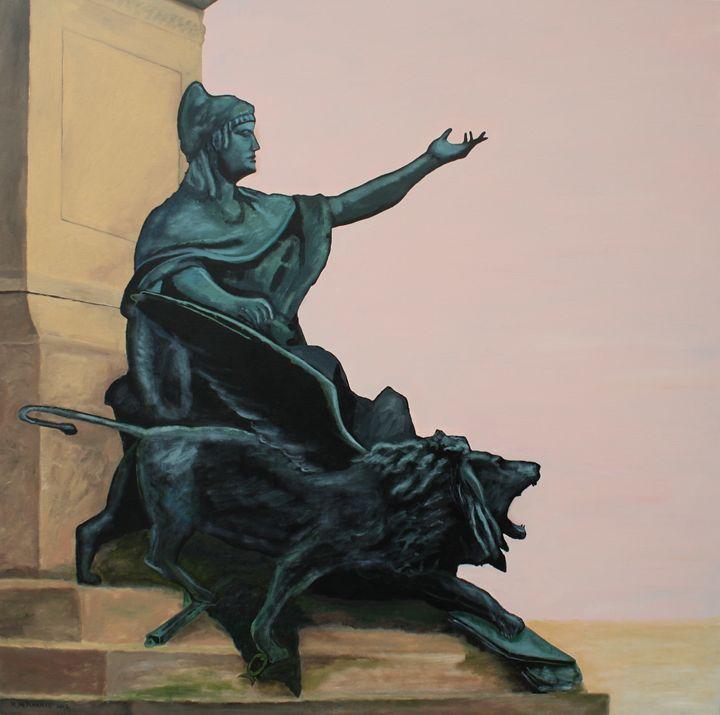 Venetian Bronze - Robert Harris