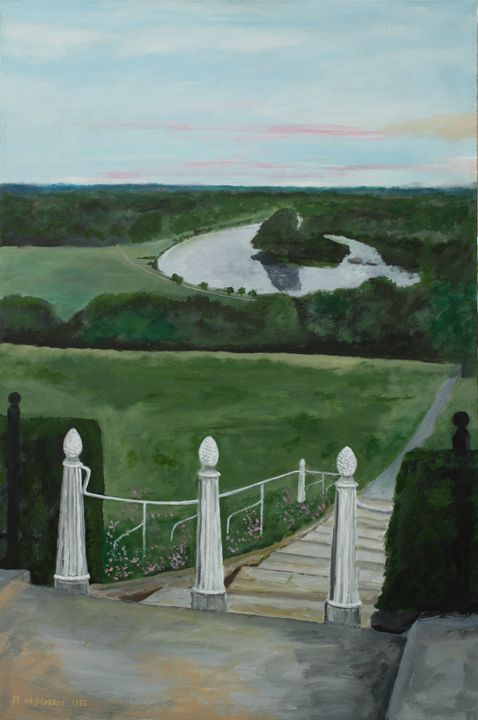 View from Richmond Hill 2 - Robert Harris