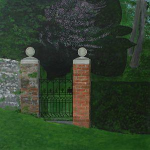 Houghton Lodge Garden - Robert Harris