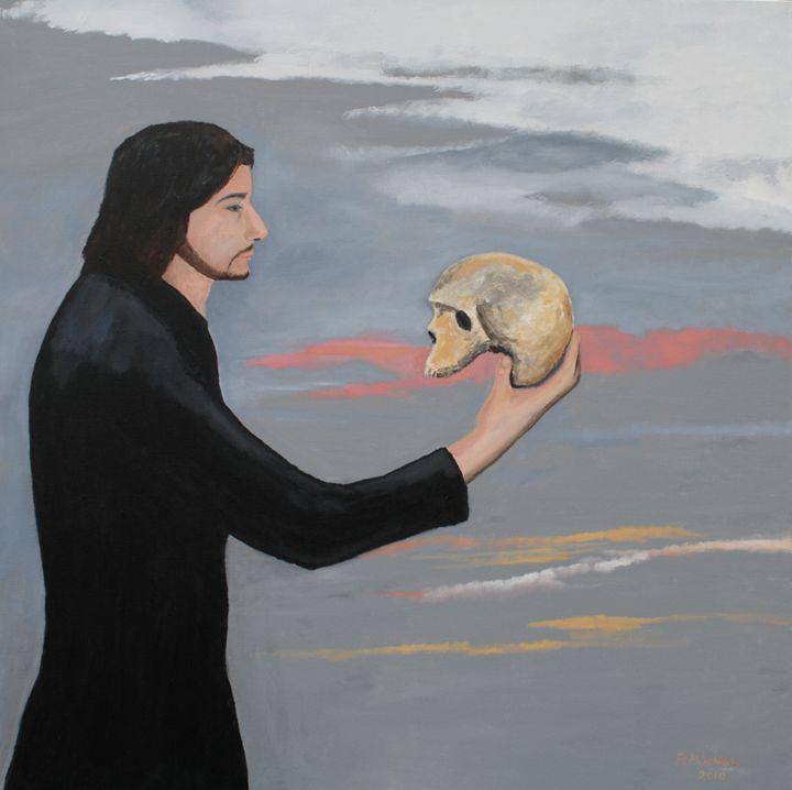 Hamlet - Robert Harris