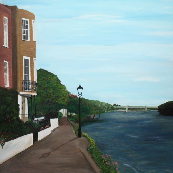 Strand-on-the-Green 2 - Robert Harris