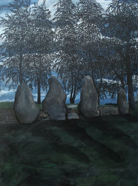 Wayland's Smithy - Robert Harris