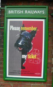 Dog Ticket - Robert Harris