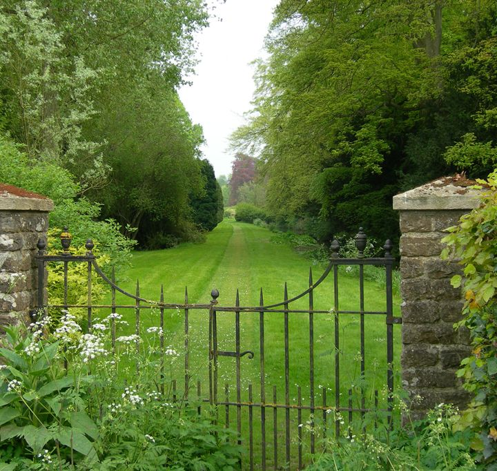 Old Gates - Robert Harris
