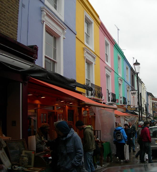 Portobello Road - Robert Harris