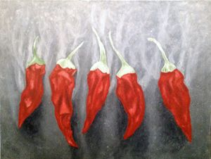 Smoking Hot Chillies