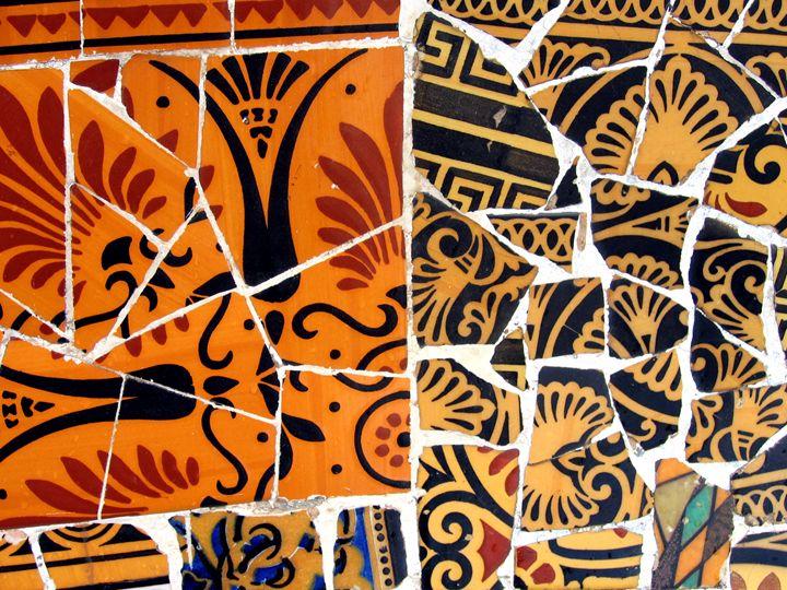 Mosaic #11 - Arte Sobre Papel