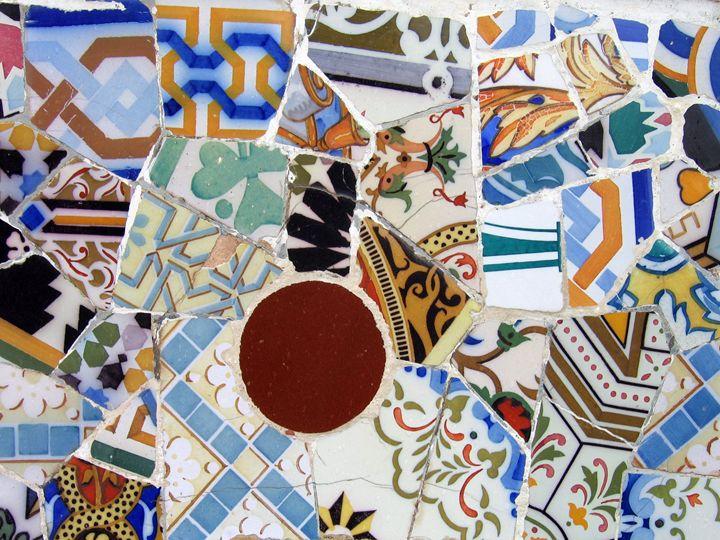 Mosaic #19 - Arte Sobre Papel