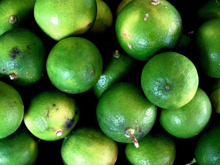 Lemons 1 - Arte Sobre Papel