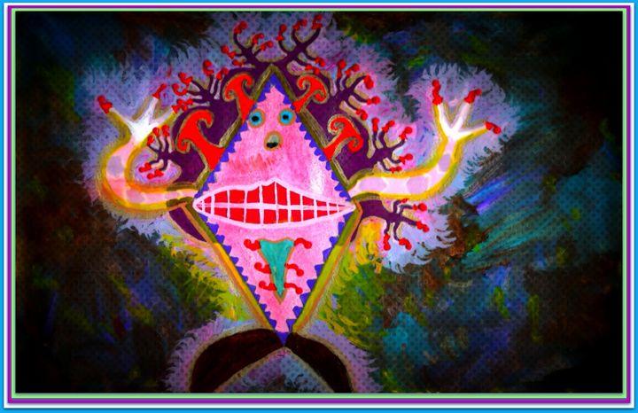Prama {fractal family good - Fire} - 5N1 {Epic Adventure}
