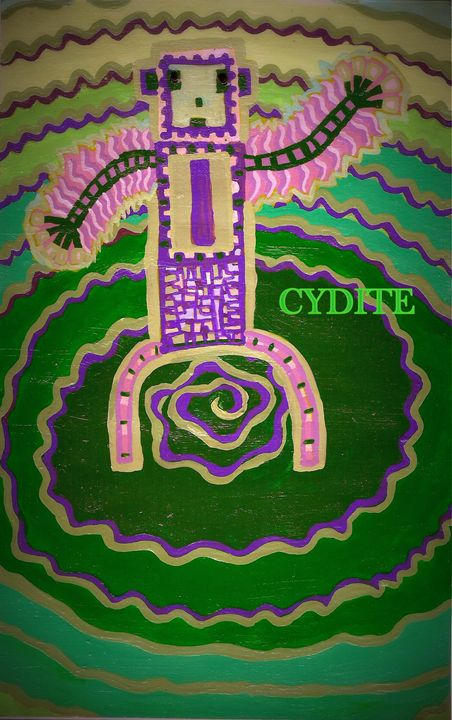 Cydite {fractal family good - Wood} - 5N1 {Epic Adventure}