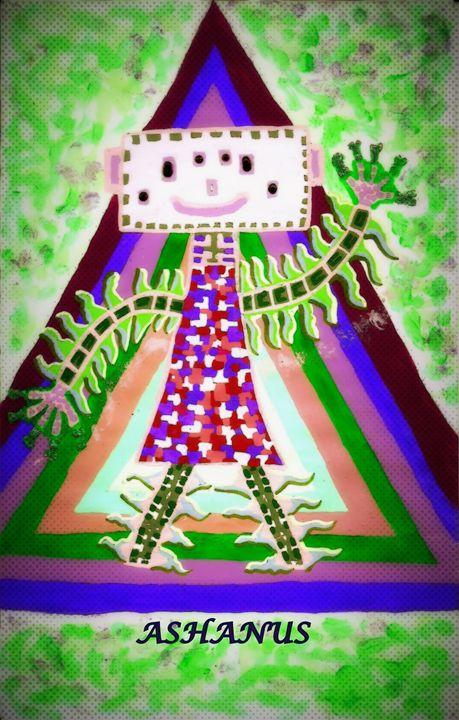 ASHANUS {fractal family good - wood - 5N1 {Epic Adventure}
