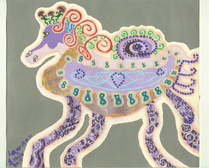 Sawnay - Fractal Horse - 5N1 {Epic Adventure}