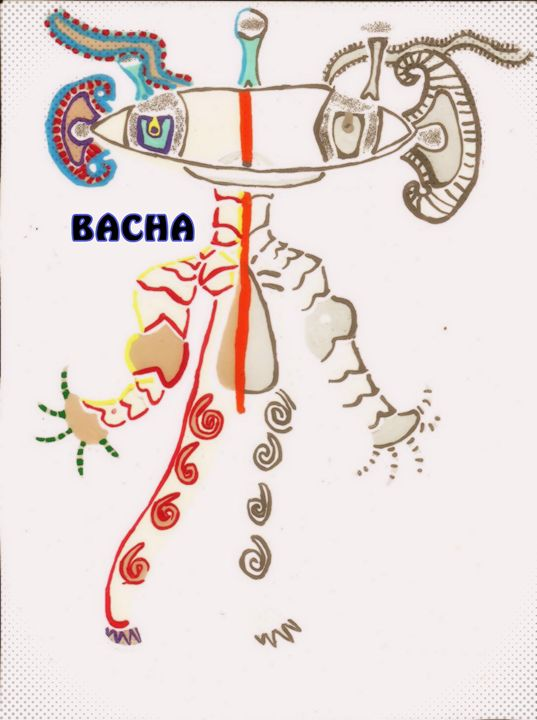 BACHA {fractal family good} Metal - 5N1 {Epic Adventure}