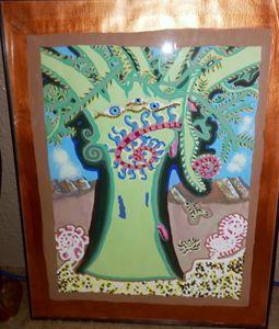 Pala Verde Tree