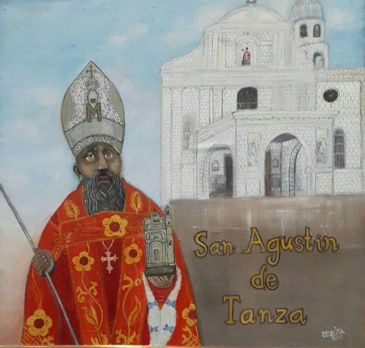 Tata Usteng (San Agustin de Tanza) - 50Shades by Owie