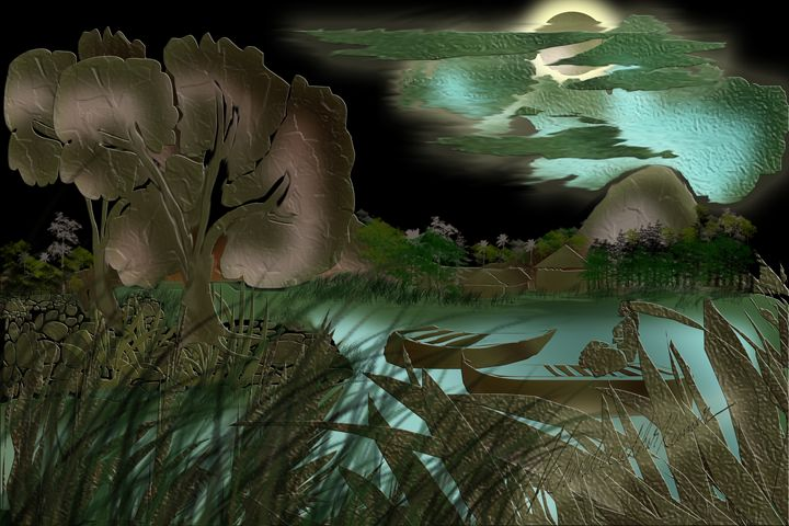 Dark fantasy - ChandraSekharKumar Vuttaradi
