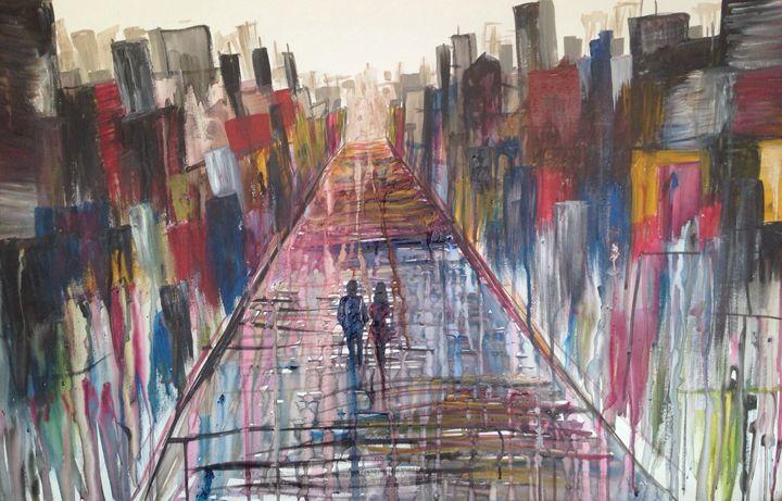 Through The Chaos - Rainy Dazed