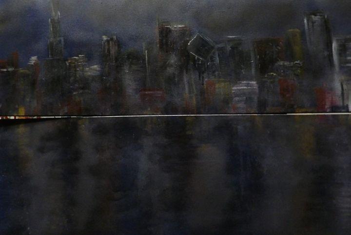 MyHeartisInChicago - Rainy Dazed