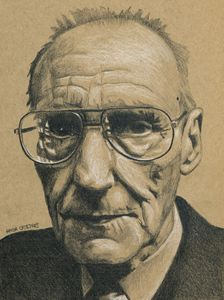 Junkie Author William S. Burroughs