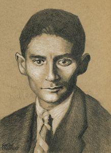 Existential Author Franz Kafka