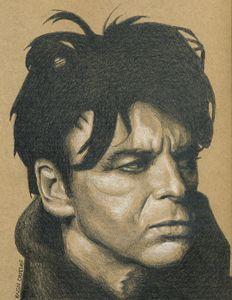 Gary Numan Portrait