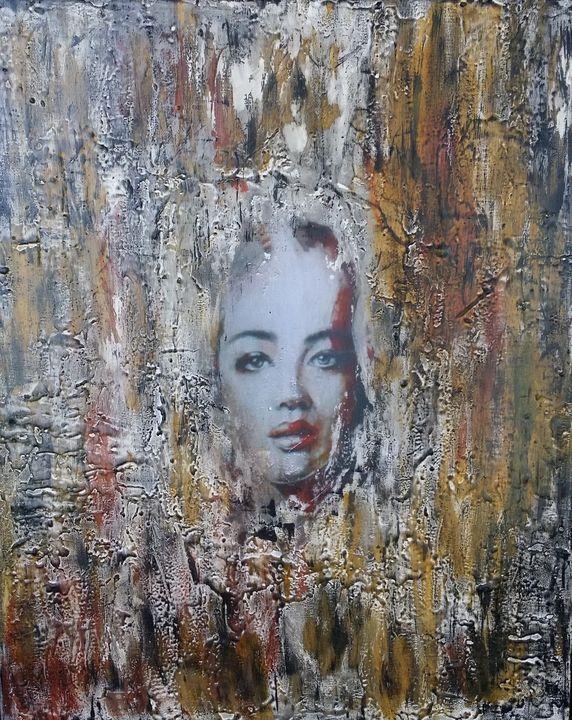 Mixed Media Painting - Dara Vucetic