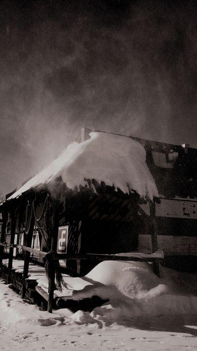 A Winter Chill - Dara Vucetic